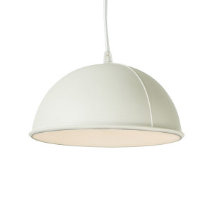 In-es.artdesign - Be.pop - Pop 1 SP - Colored suspension lamp - White/transparent - LS-IN-ES021B-T