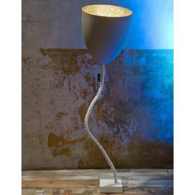 In-es.artdesign - Flower - Flower Cement - Floor lamp
