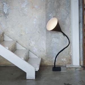 In-es.artdesign - Flower - Flower Lavagna - Floor lamp