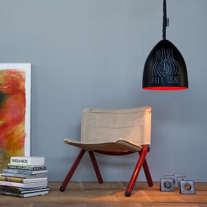 In-es.artdesign - Flower - Flower S Lavagna SP - Modern chandelier
