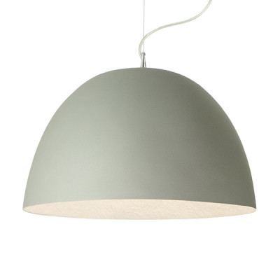 In-es.artdesign - H2O - H2O Cemento SP - Dome shaped chandelier - Grey/White - LS-IN-ES050G-B
