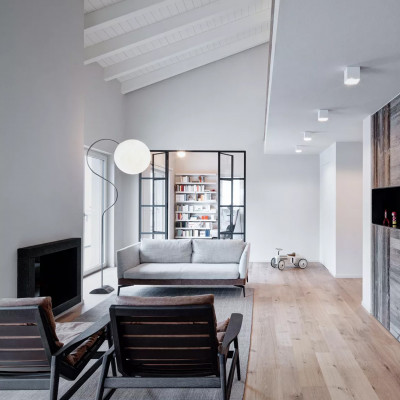 In-es.artdesign - Luna - Luna Piantana - Living room floor lamp