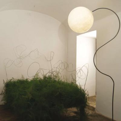 In-es.artdesign - Luna - Luna Piantana - Living room floor lamp - Nebulite - LS-IN-ES050020P