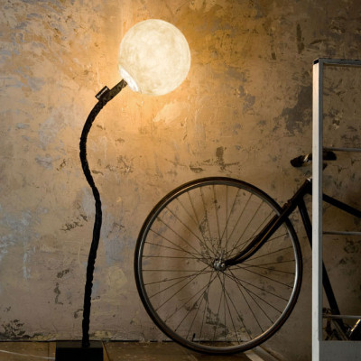 In-es.artdesign - Micro Luna - Micro Luna Piantana - Floor lamp
