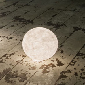 In-es.artdesign - Out Ex moon - Ex moon 1 - Outdoor floor lamp S