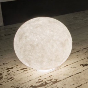 In-es.artdesign - Out Ex moon - Ex moon 2 - Outdoor floor lamp M