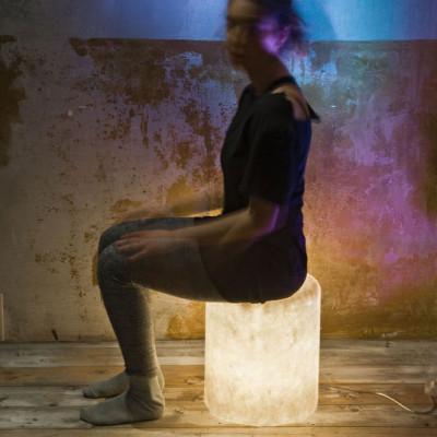 In-es.artdesign - Out - Bin F Nebula OUT - Lighting sitting