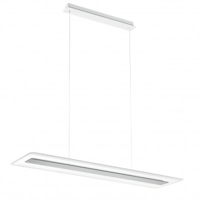 Linea Light - Antille - Antille SP LED - Chandelier with glass diffusion - White - LS-LL-8936 - Warm white - 3000 K - Diffused