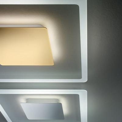 Linea Light - Aruba - Aruba AP PL LED S - Square wall light