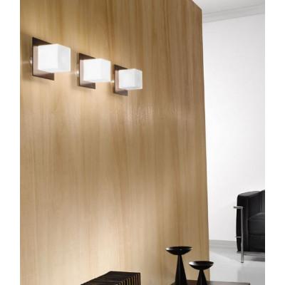 Linea Light - Bathroom lighting - Cubic wall lamp