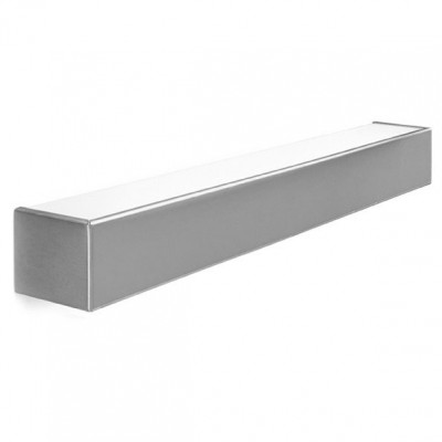 Linea Light - Box - Box M - Wall lamp double emission - Grey - LS-LL-6726