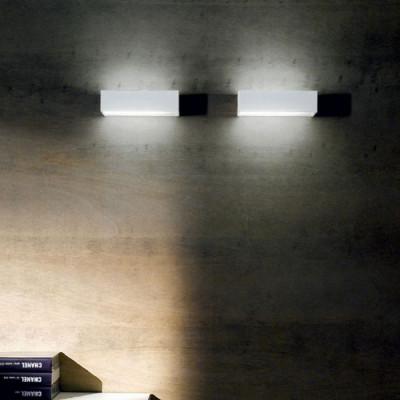 Linea Light - Box - Box S - Wall lamp double emission