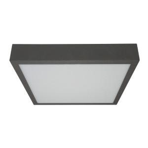 Linea Light - Box - Box SQ AP PL LED L - Squared LED ceiling light size L