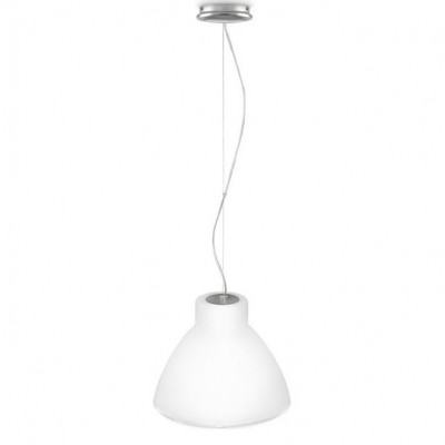 Linea Light - Campana - Campana S - Pendant lamp - Satin-finished nickel - LS-LL-4430