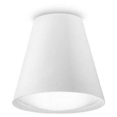 Linea Light - Conus - Conus - Ceiling lamp M - White -  - Warm white - 3000 K - Diffused