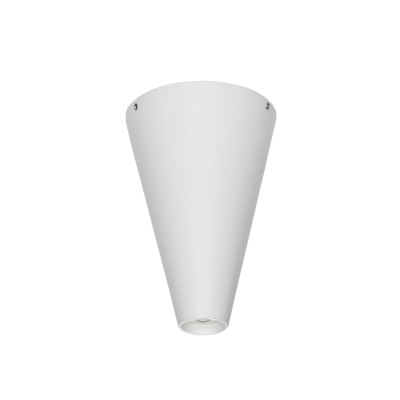 Linea Light - Conus - Conus - Led ceiling spotlight - White -  - Warm white - 3000 K - 70°
