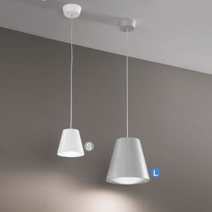 Linea Light - Conus - Conus LED - Conic Led pendant lamp M