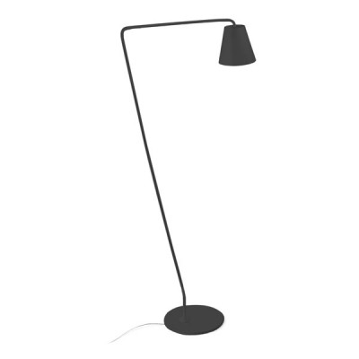 Linea Light - Conus - Conus LED - Floor lamp - Black - LS-LL-7541 - Warm white - 3000 K - Diffused