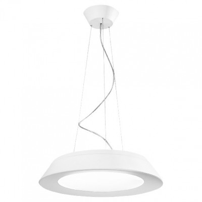 Linea Light - Conus - Conus LED - Led pendant lamp - White -  - Warm white - 3000 K - Diffused