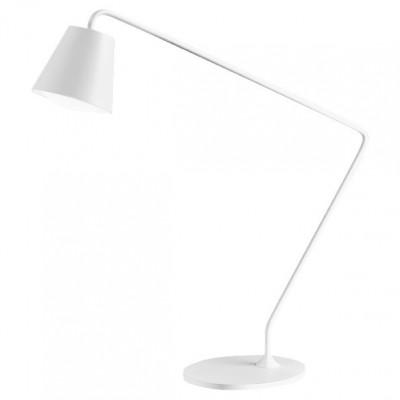 Linea Light - Conus - Conus LED - Table lamp S - White -  - Warm white - 3000 K - Diffused