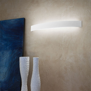 Linea Light - Curvè - Curvè LED - Wall lamp XL