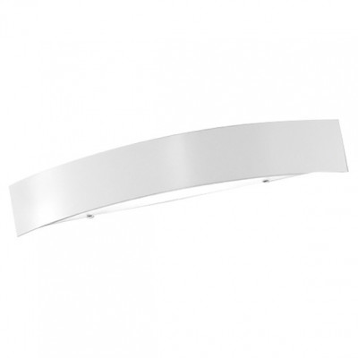 Linea Light - Curvè - Curvè wall lamp L - White - LS-LL-1136