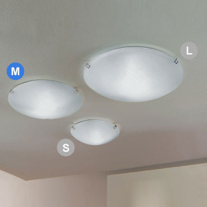 Linea Light - Delta - Delta overhead light/wall lamp M
