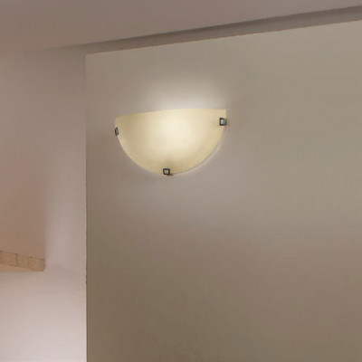 Linea Light - Delta - Delta wall lamp - Amber - LS-LL-3445