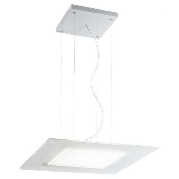 Linea Light Dublight Led Square Pendant