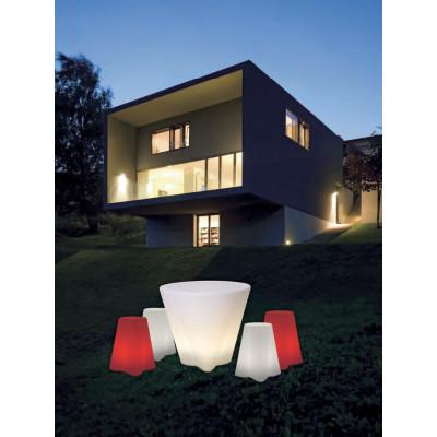 Linea Light - Flower Family - Flower Family - Outdoor luminous seat lamp