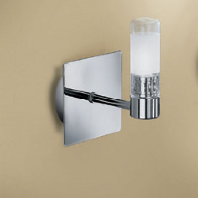 Linea Light - Fotis - Fotis single wall spotlight - Chrome - LS-LL-3270