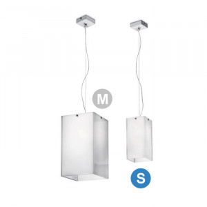 Linea Light - Gluèd - Gluèd - Suspension lamp S