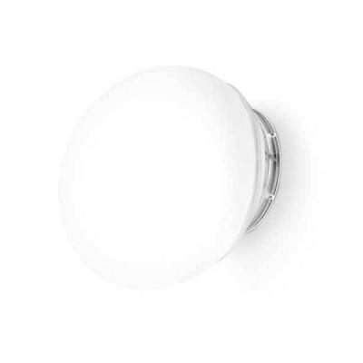 Linea Light - Goccia - Goccia LED - Led wall applique - White -  - Warm white - 3000 K - Diffused