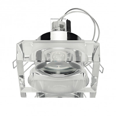 Linea Light - Incas - Incas single recessed spotlight - Transparent - LS-LL-6360