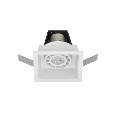 Linea Light - Incas - Incasso C1 FA - Recessed ceiling spotlight - White - LS-LL-8375