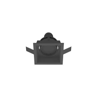 Linea Light - Incas - Incasso C1J FA - Recessed ceiling spotlight adjustable - Black - LS-LL-8370