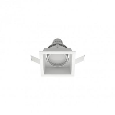 Linea Light - Incas - Incasso C1J FA - Recessed ceiling spotlight adjustable - White - LS-LL-8369