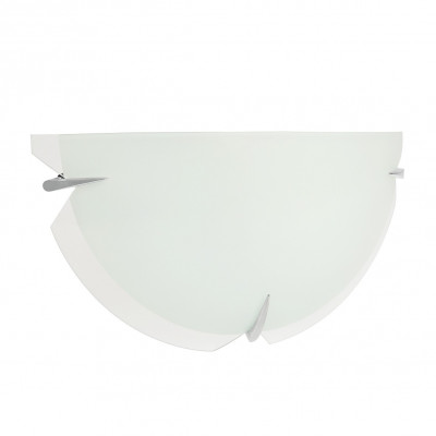 Linea Light - Lancia - Lancia crescent-shaped overhead light - Chrome - LS-LL-73668
