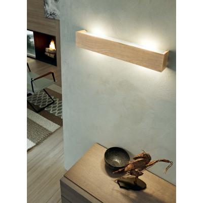 Linea Light - Madera - Madera XL AP - Oak applique