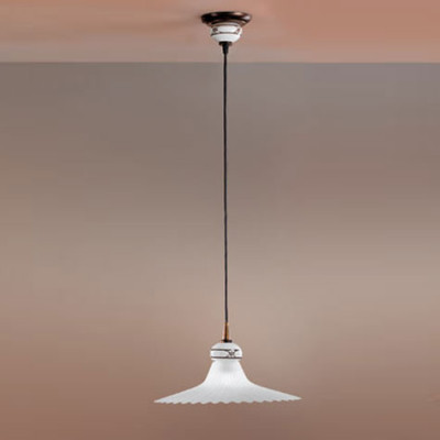 Linea Light - Mami - Mami bell-shaped diffuser pendant lamp M