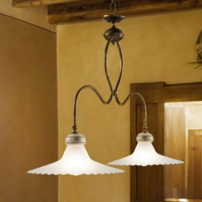 Linea Light - Mami - Mami pendant lamp - Rust - LS-LL-2639