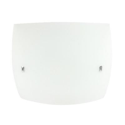 Linea Light - Marina - Marina wall lamp/ceiling light L - Chrome - LS-LL-2924BI
