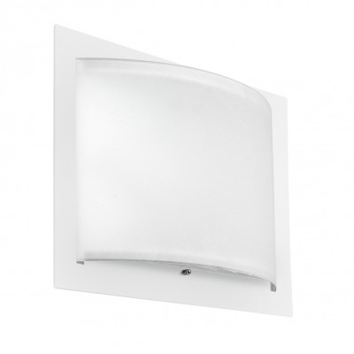 Linea Light - Met Wally - Met Wally overhead light or wall lamp XL - White - LS-LL-536BRA881