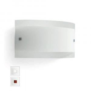 Linea Light - Mille - Mille LED AP PL S - Glass applique or wall lamp