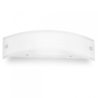 Linea Light - Mille - Mille wall lamp M - Satin-finished nickel - LS-LL-1003