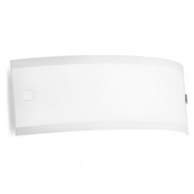 Linea Light - Mille - Mille wall light - Satin-finished nickel - LS-LL-1005