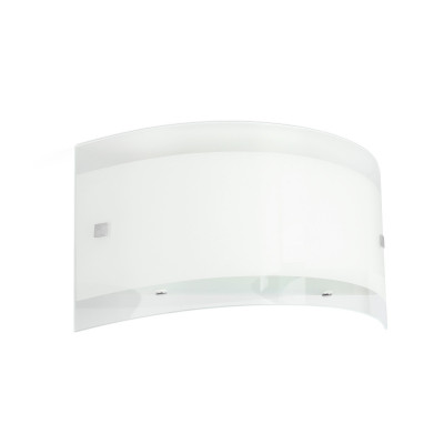 Linea Light - Mille - Mille wall light - Satin-finished nickel - LS-LL-1015