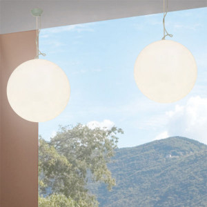 Linea Light - Oh! - Oh! pendant outdoor L