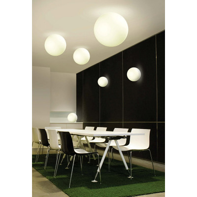 Linea Light - Oh! - Oh! Wall/ceiling indoor XS