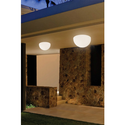 Linea Light - Ohps! - Ohps! Ceiling sconce outdoor M